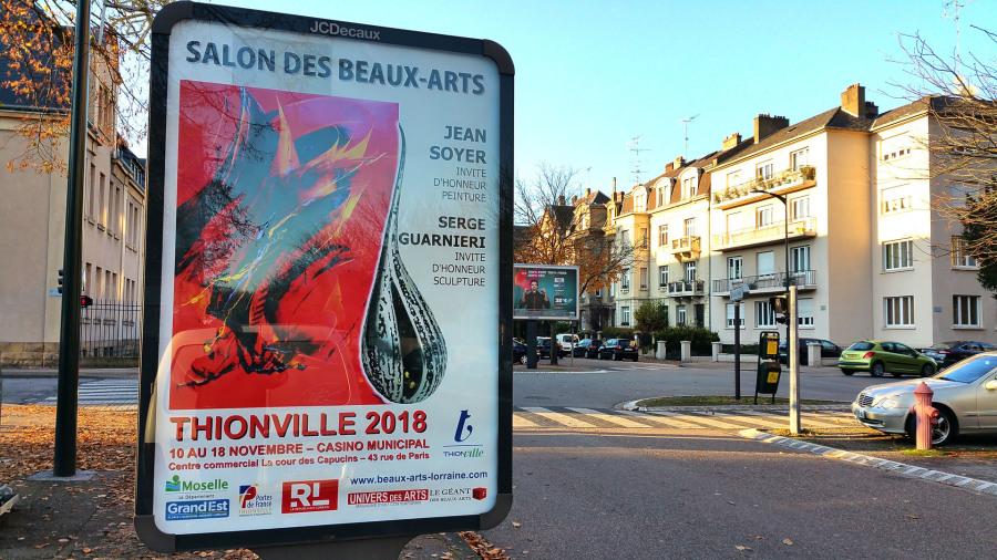 Société Des Beaux Arts De Lorraine Expositions