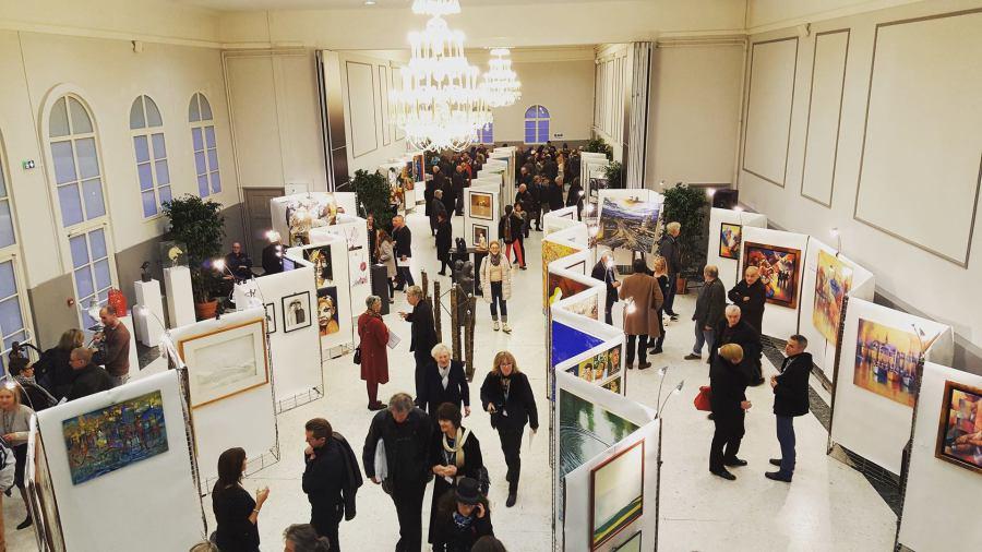 Soci t des beaux arts de lorraine expositions for Salon des beaux arts